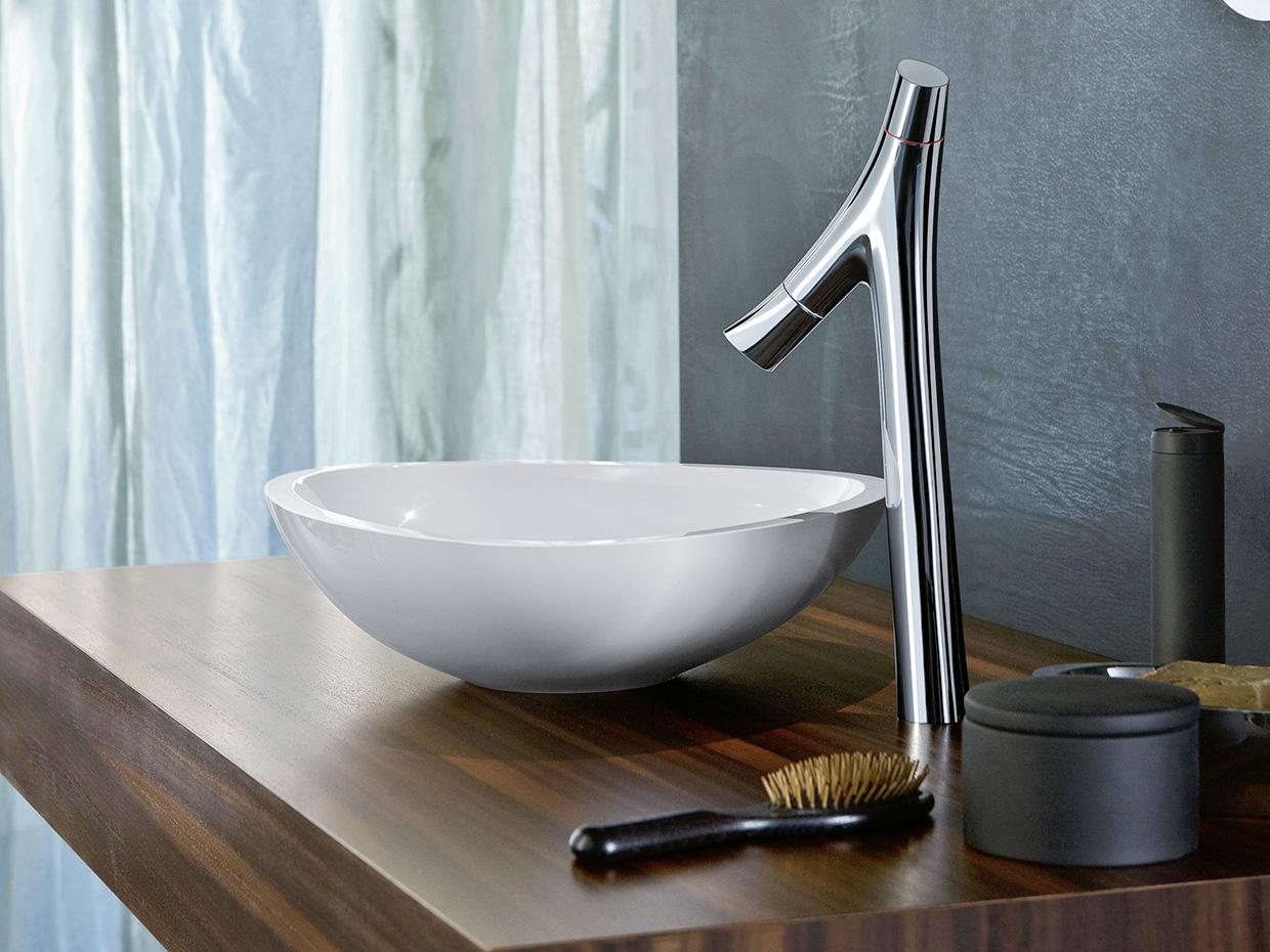 robinetterie de luxe Hansgrohe